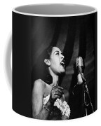Billie Holiday (1915-1959) Coffee Mug