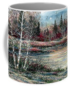 Birch Lake Coffee Mug