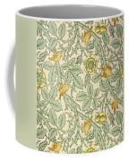Bird Wallpaper Design Coffee Mug
