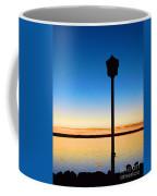 Birdhouse With A View Coffee Mug