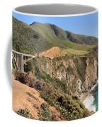 Bixby Creek Bridge Coffee Mug