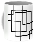 Black And White Art - 137 Coffee Mug