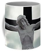 Black Cross Coffee Mug
