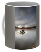Black Mount And Lochan Na H-achlaise Coffee Mug