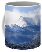 Blizzard Peak Coffee Mug