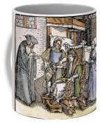 Bloodletting, 1540 Coffee Mug