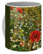 Blossoming Meadow Coffee Mug
