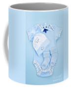 Blue Baby Clothes For Infant Boy Coffee Mug