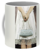 Blue Handbag Coffee Mug