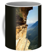 Blue Mountains Walkway Coffee Mug