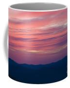 Blue Ridge Parkway Virginia Coffee Mug