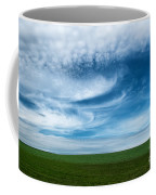 Blue Skies Coffee Mug