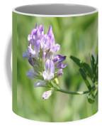 Blue Wild Flower Coffee Mug