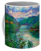 Bluestone Lake Coffee Mug