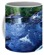 Bog River Falls Coffee Mug