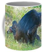 Bonobo Mother And Baby Coffee Mug