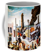 Boomtown Coffee Mug
