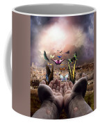 Born Again Israel Coffee Mug
