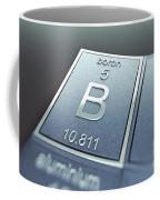 Boron Chemical Element Coffee Mug