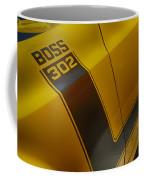 Boss 302 Coffee Mug