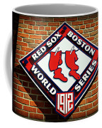 Boston Red Sox 1912 World Champions Coffee Mug