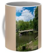 Bow Bridge Central Park Coffee Mug