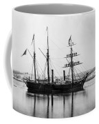 Brazilian Steamship, 1863 Coffee Mug