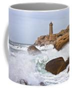 Breaking Of Waves Coffee Mug