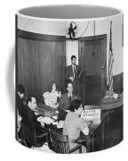 Bridges Deportation Hearing Coffee Mug