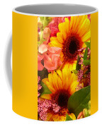 Bright Spring Flowers Coffee Mug