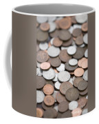 British Coins Sterling Full Frame Coffee Mug