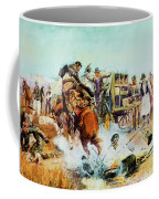 Bronc For Breakfast Coffee Mug