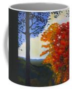 Brown County Indiana Coffee Mug by Katherine Miller