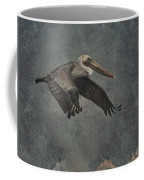 Brown Pelican 2 Coffee Mug