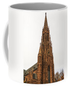 Brownstone Church Coffee Mug