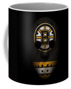 Bruins Jersey Mask Coffee Mug