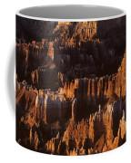 Bryce Canyon National Park Hoodo Monoliths Sunrise Southern Utah Coffee Mug