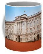 Buckingham Palace In London Uk Coffee Mug