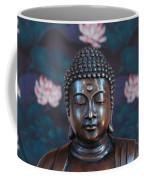 Buddha Statue Denver Coffee Mug