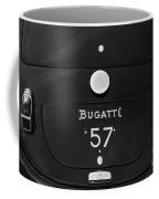 Bugatti Type 57 Coffee Mug