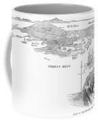 Bunker Hill, 1775 Coffee Mug