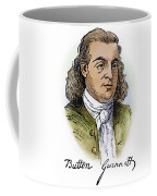 Button Gwinnett (1735-1777) Coffee Mug