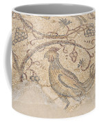 Byzantine Mosaic Depicting Animals And Hunting Scenes. Coffee Mug