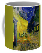 Cafe Terrace Arles Coffee Mug by Vincent van Gogh