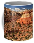Calf Creek Canyon Red Rocks Coffee Mug