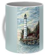 Cana Island Light Coffee Mug
