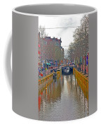 Canal Of Delft Coffee Mug