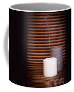 Candles And Bamboo Coffee Mug