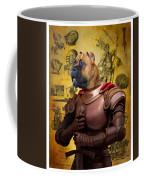 Cane Corso Art Canvas Print Coffee Mug
