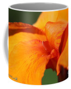 Canna Lily Named Wyoming Coffee Mug
